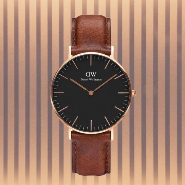 ロレックス スーパー コピー 時計 国産 | Daniel Wellington - 安心保証付き【40㎜】ダニエルウエリントン 腕時計〈DW00100124〉の通販
