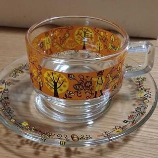トウヨウササキガラス(東洋佐々木ガラス)のSOGA GLASS 曽我グラス ティーカップ ソーサー(グラス/カップ)