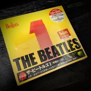 音と映像ベスト盤 ザ・ビートルズ /『1』究極のベスト(CD+DVD)(ポップス/ロック(洋楽))