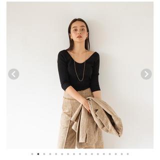 シールームリン(SeaRoomlynn)のパッドinソフトハードロンT (Tシャツ(長袖/七分))