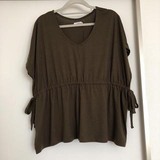 レプシィム(LEPSIM)のカットソー(Tシャツ/カットソー(半袖/袖なし))