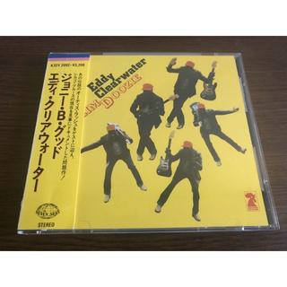 「ジョニー・B・グッド」エディ・クリアウォーター 日本盤 旧規格 帯付属(ブルース)