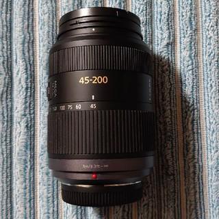 Panasonic - LUMIX望遠レンズ45-200