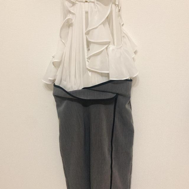 ROBE(ローブ)のローブトフルール ROBEdeRLEURS キャバ ミニドレス レディースのフォーマル/ドレス(ナイトドレス)の商品写真