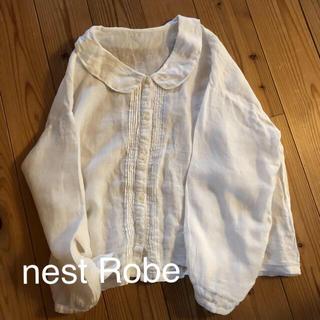 ネストローブ(nest Robe)のリネンシャツ(シャツ/ブラウス(長袖/七分))