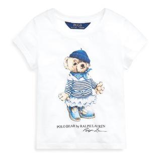 Ralph Lauren - ラルフローレン マルセイユ  ベア コットン Tシャツ ラスト!