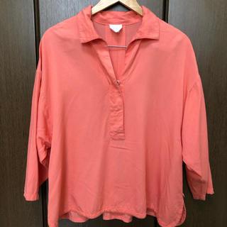 アドーア(ADORE)のαA スキッパー カラーシャツ(シャツ/ブラウス(長袖/七分))