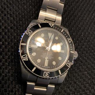 シュプリーム(Supreme)のシュプリーム ロレックス  コラボ 時計 大幅値下げ(腕時計(アナログ))