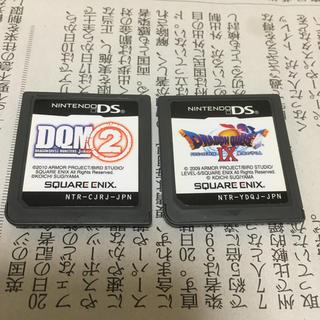 SQUARE ENIX - DS ドラクエⅨとDQM2 ソフトのみ まとめ売り