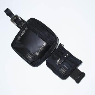 トーガ(TOGA)のTOGA PORTER ベルトバッグ ブラック ショルダーバッグ(ショルダーバッグ)