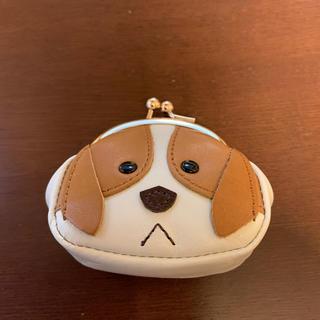 キタムラ(Kitamura)のキタムラ 犬柄 小銭入れ(コインケース)