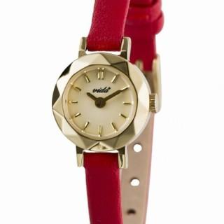 ヴィーダプラス(VIDA+)のVADA+ ヴィーダプラス 腕時計  84951RD(腕時計)