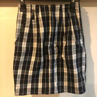 ヘザー(heather)のミニスカート(ミニスカート)