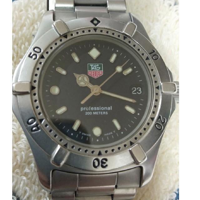 ロレックスの 時計 / TAG Heuer - タグホイヤー ボーイズサイズの通販