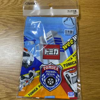 タカラトミー(Takara Tomy)の☆新品☆【トミカ】ランチ巾着(弁当用品)