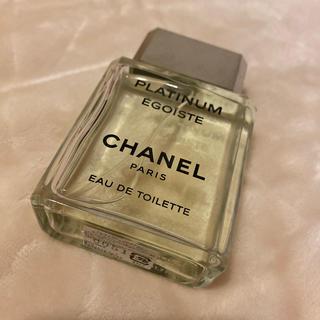 シャネル(CHANEL)のシャネル CHANEL エゴイストプラチナム 50ミリ(ユニセックス)