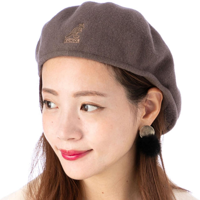 KANGOL(カンゴール)のKANGOL HUNTING WOOL 504 カンゴール ウール ハンチング メンズの帽子(ハンチング/ベレー帽)の商品写真