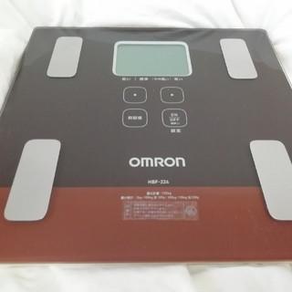 オムロン(OMRON)のOMRON 体重計(体重計)