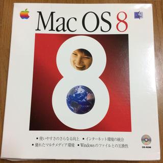 【ジャンク品】Mac OS 8
