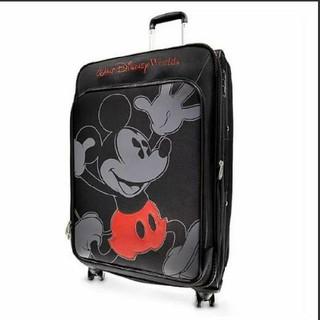 ディズニー(Disney)のWDW限定 ミッキー キャリーケース(スーツケース/キャリーバッグ)