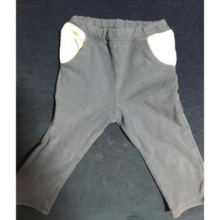 キムラタン(キムラタン)の刺繍入りズボン ☆80サイズ(パンツ)