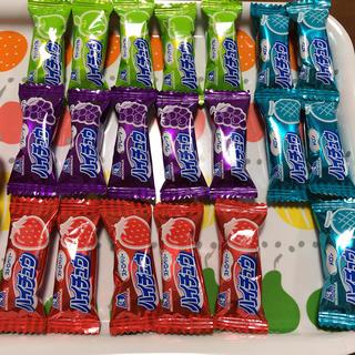 モリナガセイカ(森永製菓)の【期間限定出品】森永ハイチュウ4種類20個(菓子/デザート)