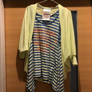 レピピアルマリオ(repipi armario)のレピピアルマリオ Tシャツ(Tシャツ(長袖/七分))