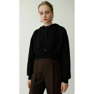 moussy - moussy マウジー SHORT LENGTH HOODIE パーカー