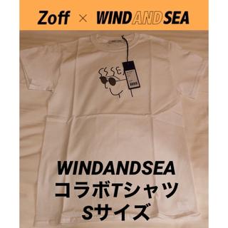 Zoff - windandsea ウィンダンシー Zoff コラボTシャツ 数量・店舗限定