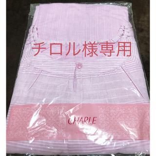シャルレ(シャルレ)のシャルレ 涼やかガーゼナイティ(半袖)EB758(パジャマ)