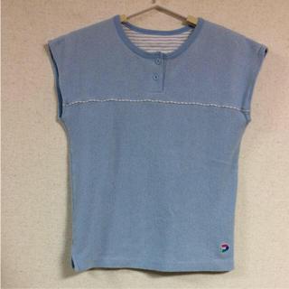 asics - アシックス Tシャツ・L