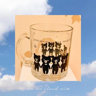 フランシュリッペ(franche lippee)のfranche lippee ノベルティ ♬(グラス/カップ)
