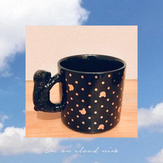 フランシュリッペ(franche lippee)のfranche lippee ノベルティ カップ&ソーサー ♬(グラス/カップ)
