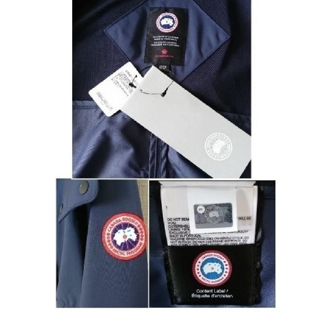 CANADA GOOSE(カナダグース)の新品、未使用 カナダ グース CAVALRY TRENCH トレンチ レディースのジャケット/アウター(トレンチコート)の商品写真