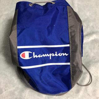 チャンピオン(Champion)のchampion プールバッグ 青(その他)