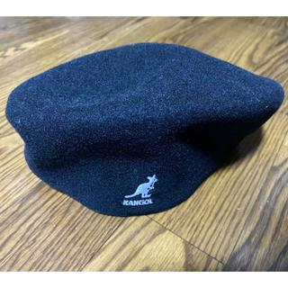 カンゴール(KANGOL)のKANGOL wool504(ハンチング/ベレー帽)