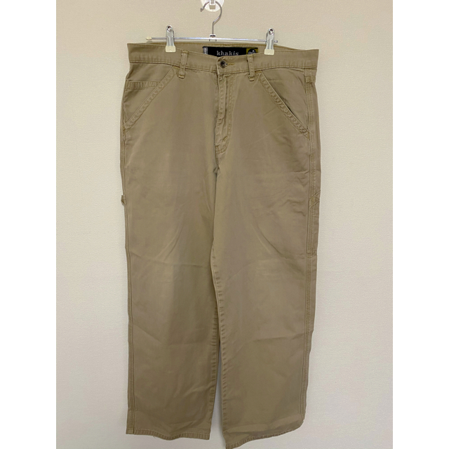 Levi's(リーバイス)の激レア古着‼️リーバイスシルバータブ khakis サイズ32  メンズのパンツ(その他)の商品写真