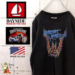 ハーレーダビッドソン(Harley Davidson)の【激レア】Street Vibrations ハーレーダビッドソン ロンT(Tシャツ/カットソー(七分/長袖))