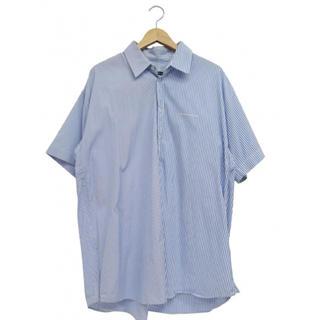 ドレスドアンドレスド(DRESSEDUNDRESSED)のdressedundressed ストライプシャツ (シャツ)