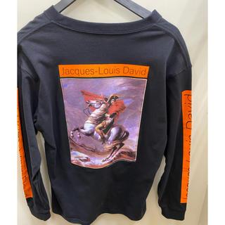 新品!Mサイズ! ナポレオンロンT(Tシャツ/カットソー(七分/長袖))
