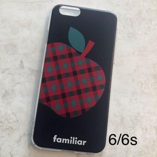 ファミリア(familiar)の最終お値下げ⭐︎ファミリア iPhone6/6sケース(iPhoneケース)