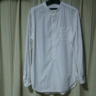 RAGEBLUE - RAGEBLUE プルオーバー 長袖シャツ Sサイズ シンプル きれいめ 古着
