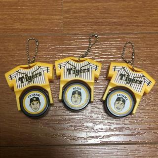 ハンシンタイガース(阪神タイガース)の阪神タイガース 選手スタンプセット 3個セット(記念品/関連グッズ)