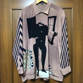 アートヴィンテージ(ART VINTAGE)のAbstract Pattern  Art Design Shirt(シャツ)