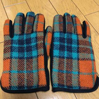 ハリスツイード(Harris Tweed)のハリスツイード 手袋(手袋)