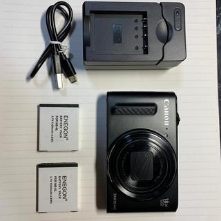 キヤノン(Canon)のCANON Power Shot sx610hs Wi-fi 値下げ(コンパクトデジタルカメラ)