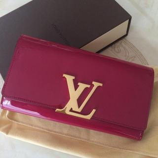 ルイヴィトン(LOUIS VUITTON)のヴィトン♡ポルトフォイユ ルイーズ(財布)