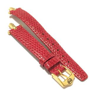 グッチ(Gucci)の新品 グッチ GUCCI 時計 1800L リザード バンド(腕時計)