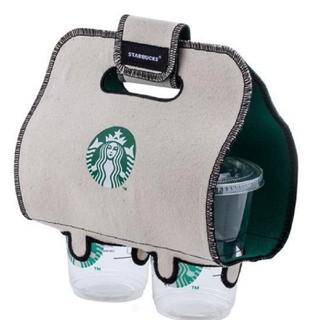 スターバックスコーヒー(Starbucks Coffee)のダブル ドリンクホルダー スタバ スターバックス(その他)