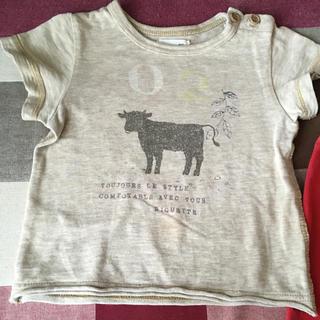 ビケット(Biquette)のビケット 半袖Tシャツ 80(Tシャツ)